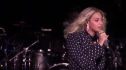 Beyoncé et Jay-Z ont fait les choses en grand pour soutenir Hillary