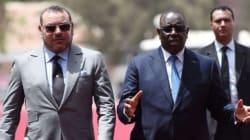 Arrivée du roi Mohammed VI à