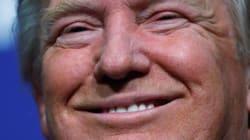 도널드 트럼프가 미국 대통령에