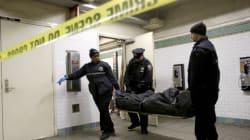 Τραγικός θάνατος γυναίκας στο μετρό της Νέας Υόρκης. Άγνωστη την έριξε στις