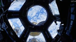 국제우주정거장을 초고화질로 여행하는