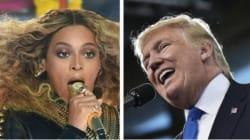 Donald Trump se vante d'attirer plus de monde qu'aux concerts de Beyoncé et Jay Z. Les fact-checkers explosent de