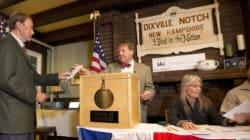 C'est un village de 7 habitants, Dixville Notch, qui a lancé l'élection présidentielle