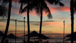 투표권 없는 괌 자체 투표 결과에 미국의 관심이 쏠린