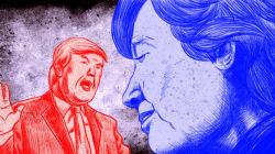 [라이브블로그②] 2016 미국 대선 (속보,