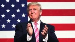 Donald Trump est élu président des