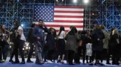 La nuit où Donald Trump a remporté la présidentielle