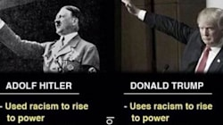 Υπάρχουν και εκείνοι που δεν αναγνωρίζουν τον Τραμπ ως πρόεδρο. Πρώτο trend το #notMyPresident στις