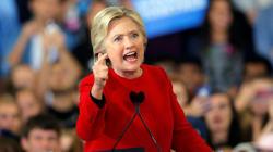 Présidentielles : Hillary Clinton consumée sur le bûcher de ses