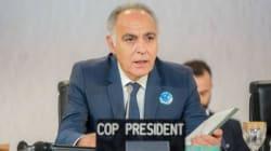COP22: Le message subliminal de Mezouar adressé à Trump après son