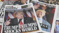 Τα σκίτσα των αμερικανικών εκλογών: Η νίκη Τραμπ με την πένα των