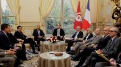 Visite de Youssef Chahed à Paris: