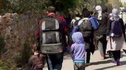 Επεισόδια σε καταυλισμούς προσφύγων και μεταναστών, σε Χίο και