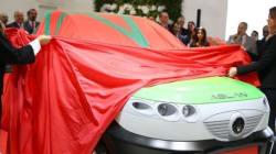 Voici à quoi ressemble le pick-up marocain 100%