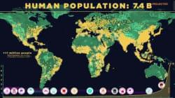 Βίντεο: Πώς αυξανόταν ανά τους αιώνες ο ανθρώπινος