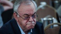 Δραγασάκης: Η Διοίκηση της Εθνικής Τράπεζας είχε χρέος να αποτρέψει το ρήγμα ανάμεσα στο ΔΣ της Τράπεζας και το