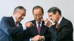 Συνεχίζονται οι διαπραγματεύσεις Αναστασιάδη-Ακιντζί επί του