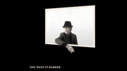 Leonard Cohen a laissé un album testament juste avant sa
