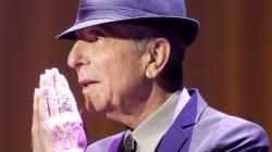 Les trois leçons de vie de Leonard Cohen validées par la