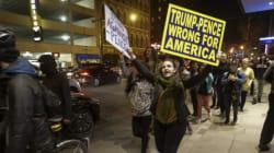 ΗΠΑ: 2 αστυνομικοί τραυματίστηκαν, 7 άτομα συνελήφθησαν σε διαδήλωση κατά του Τραμπ στην