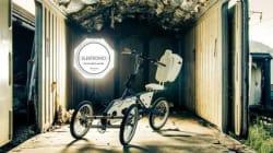 Elektronio: Ένα τρίτροχο ηλεκτρικό ποδήλατο από τη Θεσσαλονίκη ετοιμάζεται να κατακτήσει τις πόλεις του