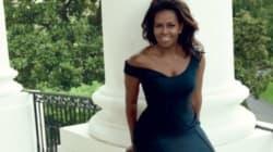 Michelle Obama très glamour sur sa dernière couverture de Vogue en tant que Première