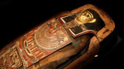 Découverte d'une momie pharaonique intacte dans une ville