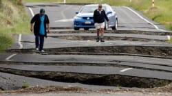 La Nouvelle-Zélande frappée par un tsunami, provoqué par l'un des plus forts séismes jamais enregistrés dans le