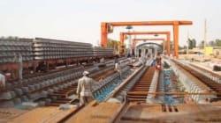 La nouvelle ligne ferroviaire Touggourt-Hassi-Messaoud réalisée à