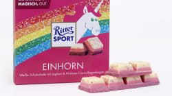 Ritter Sport makes Germany great