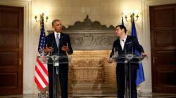 «Kalispera». Τα ελληνικά του Ομπάμα στο