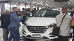 Le CPA accorde des crédits permettant l'achat d'un véhicule Hyundai fabriqué en