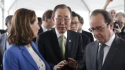 François Hollande à la COP22 alors que l'élection de Trump fait craindre le pire pour le