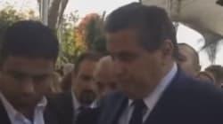 Aziz Akhannouch refoulé par la sécurité à la