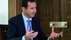 Pour Bachar-al-Assad, Donald Trump sera un
