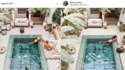Ces photos de rêve prises au Maroc ont été plagiées au détail