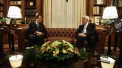Οι τελευταίες εξελίξεις για το Κυπριακό στο επίκεντρο της συνάντησης Παυλόπουλου -