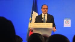 François Hollande à Marrakech: