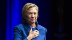 힐러리 클린턴이 대선 패배 후 첫 공식 석상에서 한 말은