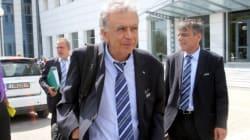 Έκρηξη στα γραφεία του προέδρου της Κυπριακής Ομοσπονδίας