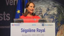 Ségolène Royal fait le bilan des négociations de la COP22 (et tacle Trump au