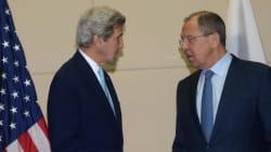 Συνάντηση Κέρι-Λαβρόφ για τη Συρία στη Λίμα. Επιμένει η Ρωσία ότι δεν βομβάρδισε το