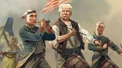 «Ο νέος εθνικισμός»: Τραμπ, Φάρατζ, Πούτιν και Λεπέν στο νέο εξώφυλλο του Εconomist που θα