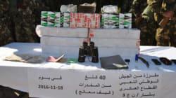 Arrestation de 4 narcotrafiquants à Béchar et d'une personne en possession de 5 pistolets à