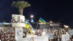 Nouvelle manifestation à Al Hoceima pour Mouhcine