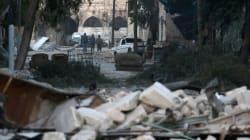Sept enfants tués par des tirs rebelles à Alep en