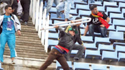 Violence dans les stades: la FAF menace les clubs de huis clos jusqu'à la fin de