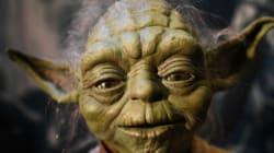 À ça Maître Yoda de