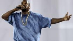 Kanye West interné