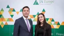 Ιωάννα Γιαννακοπούλου: Απο μαθήτρια-επιχειρηματίας έγινε «Ηγέτης για μια